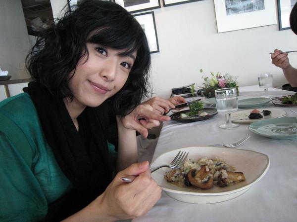 當時吃素的我  能吃到素義大利麵好幸福