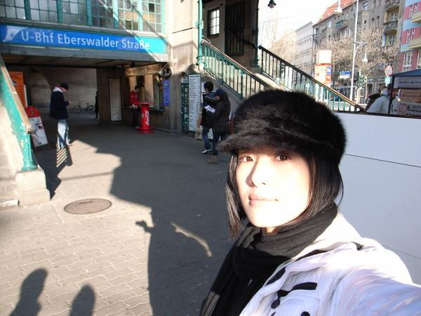地鐵站拍拍樂