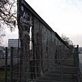 保留未拆除的柏林圍牆