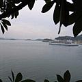 大船往來直島與高松港之間