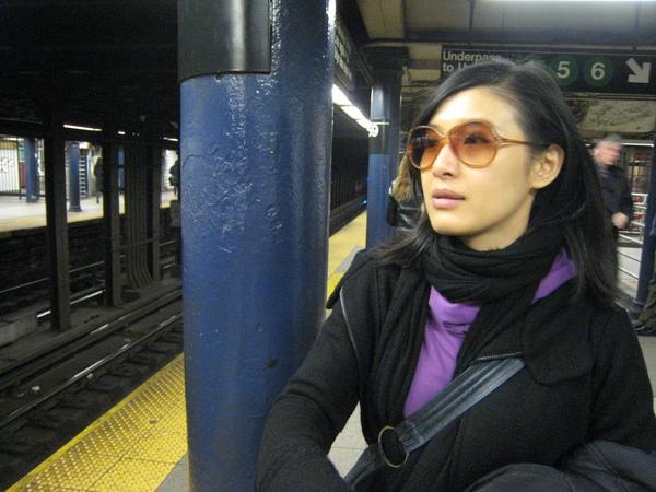 紐約.2009.地鐵站
