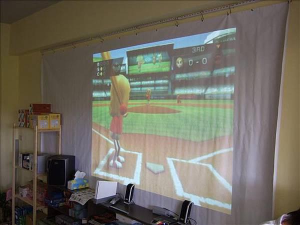 Wii Sports之野球