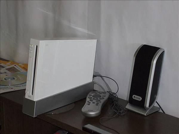 就是這台Wii!!