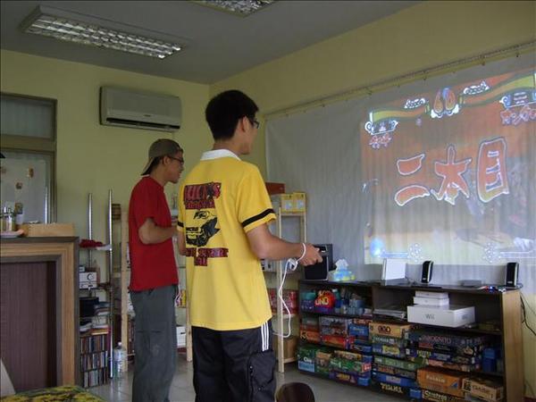 Wii之火影忍者