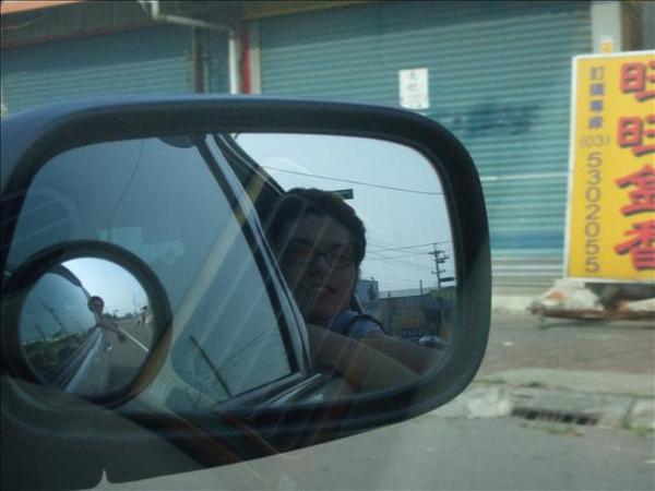 鏡中的李胖*2