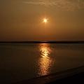 夕陽模式拍的