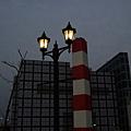 路燈with焚化爐