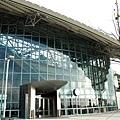 新竹站門面