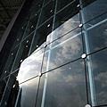 玻璃中的天空