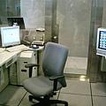 服務台內部