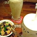 珍奶&芒果奶茶