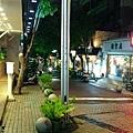 藝術街夜景
