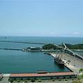 蘇花公路~俯瞰跨港大橋