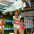 亞太電信展示3G手機中