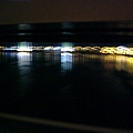 基隆河的夜景&倒影