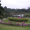 好美的竹湖啊~(相片會騙人XD)