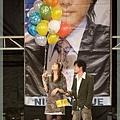 希望歌唱夢想和氣球一同起飛---by her BF