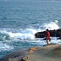 渺小的jerry和壯闊的海洋