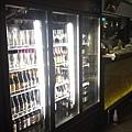 運動餐廳啤酒櫃