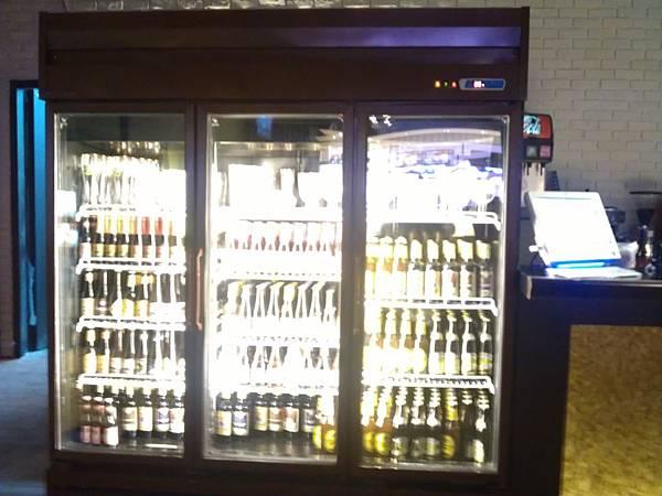 比利時啤酒櫃