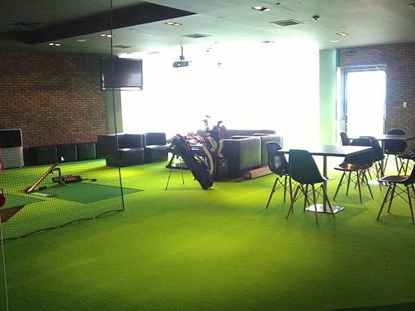 高爾夫球VIP包廂2