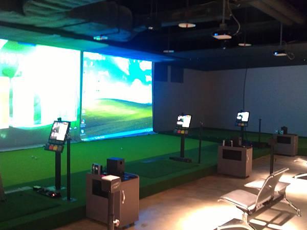 高爾夫球練習區
