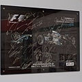 F1 2006參賽車手簽名板