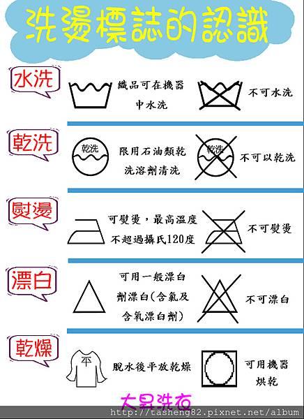 洗燙標誌的認識.JPG