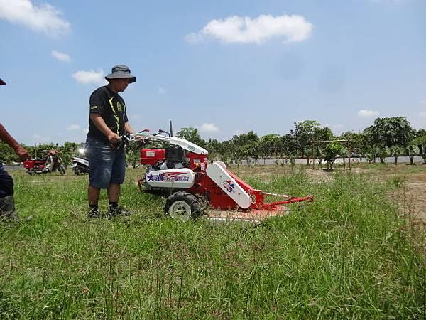 TS-M80A*日本三菱13馬力汽油引擎 文旦柚園割草