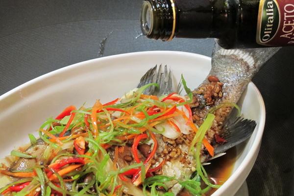 蠔油清蒸鱸魚06