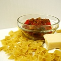 乳酪燉菜蝴蝶麵