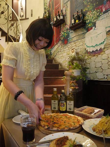 法蜜樂義大利餐廳11