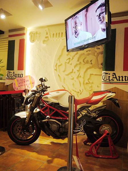 TIAMO義大利窯烤餐廳8