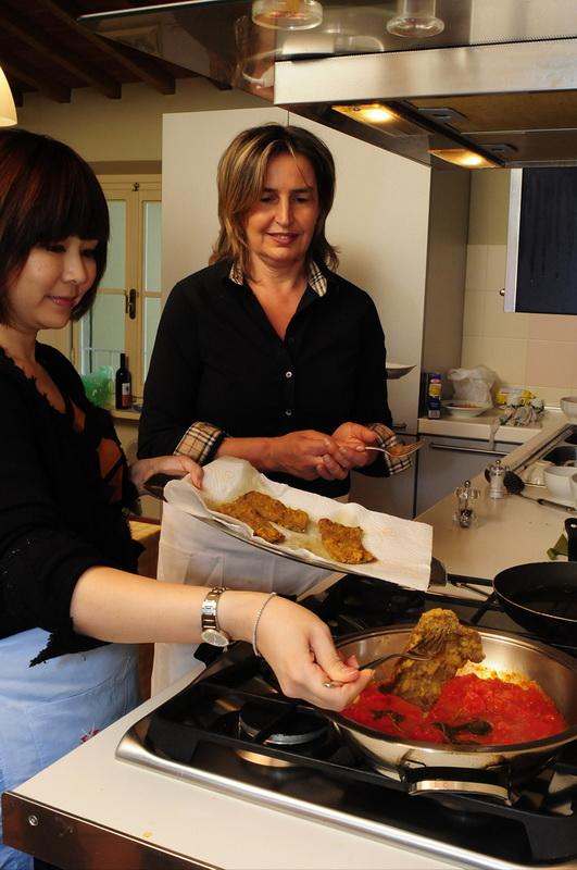 托斯卡尼炸牛肉繪香料蕃茄醬09