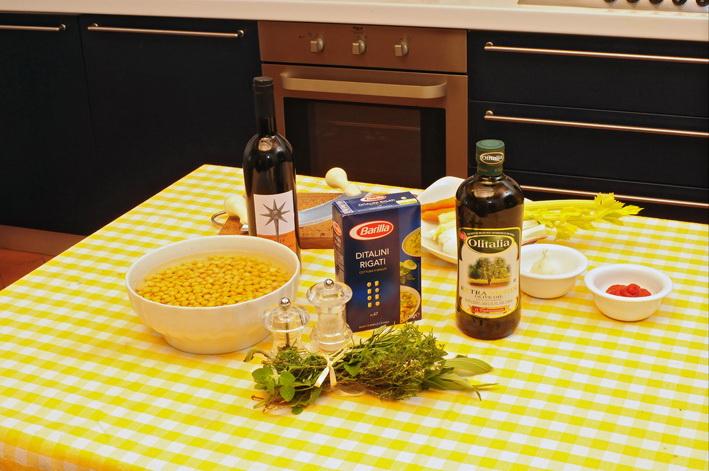 鷹嘴豆蔬菜濃湯12