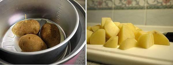 香酥迷迭香馬鈴薯