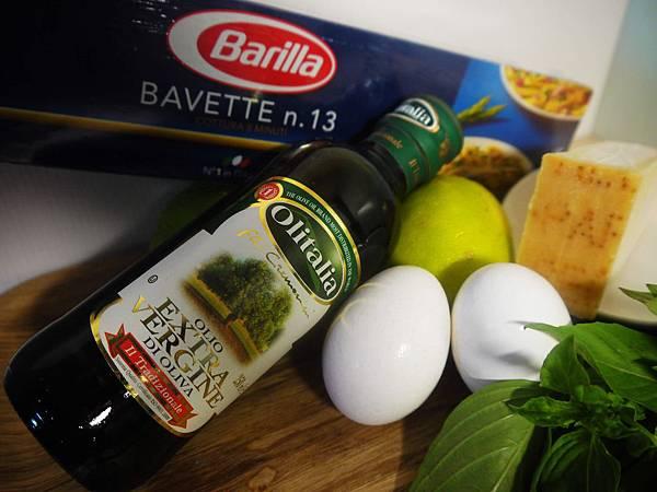 隨性夏日義大利麵