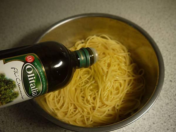 預煮義大利麵