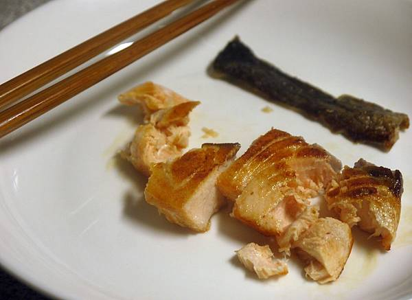 鮭魚綠花椰義大利麵