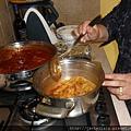 番茄醬蝴蝶麵1