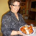 番茄醬牛肉捲蝴蝶麵2