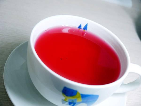 【Bambino飲品篇】天然的尚好, 自製「洛神花茶」