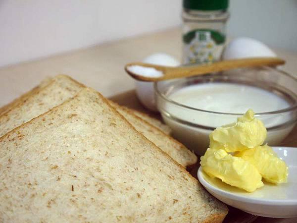 【Bambino鹹點篇】早午餐輕鬆做-「法式吐司佐蘑菇醬」