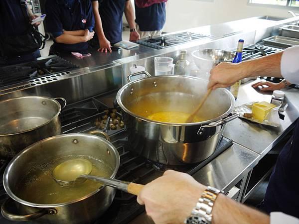 第一次煮義大利燉飯就上手