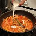 牛肝菌香蔥燉飯