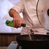 紙包爐烤綜合海鮮義大利麵