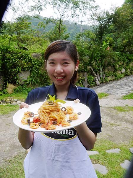 《第一屆義大利麵大師烹飪競賽》內訓賽