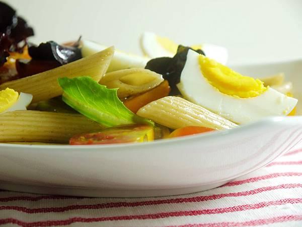 【Bambino義大利麵篇】暖男上菜-300卡路里「義大利麵沙拉」