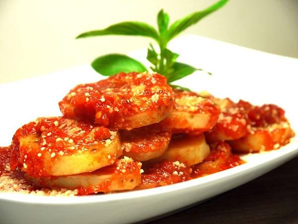 【Bambino義大利麵篇】鬆軟有口感的「蕃茄風味馬鈴薯」