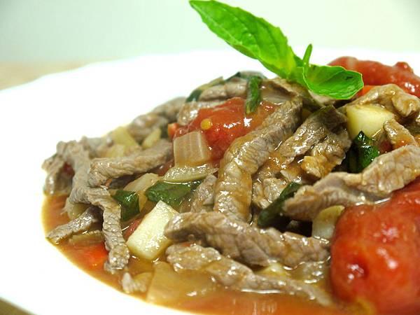 【Bambino肉類篇】配飯好夥伴~ 「蕃茄燒牛肉」
